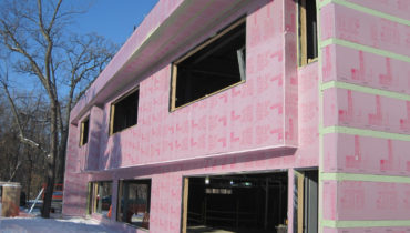 Exterior Insulating Sheathing Wall System Panelization Technical Specification
